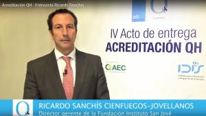 Acreditación QH - Entrevista: Ricardo Sanchís