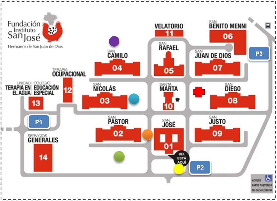 mapa fiesta