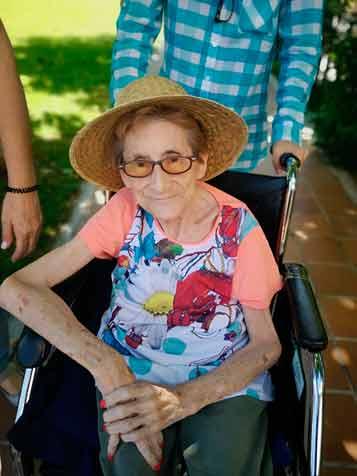 abuelita ganadora