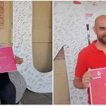 Sergio Méndez y Laura Fernández ganadores de los concursos del 120 aniversario