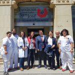 La Unidad de Heridas Crónicas consigue la acreditación del GENAUPP con la calificación de excelente