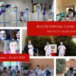 Boletín Especial «Desde Dentro Covid-19»