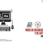 Webs recursos formativos y entretenimiento