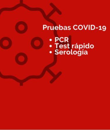 Pruebas-COVID