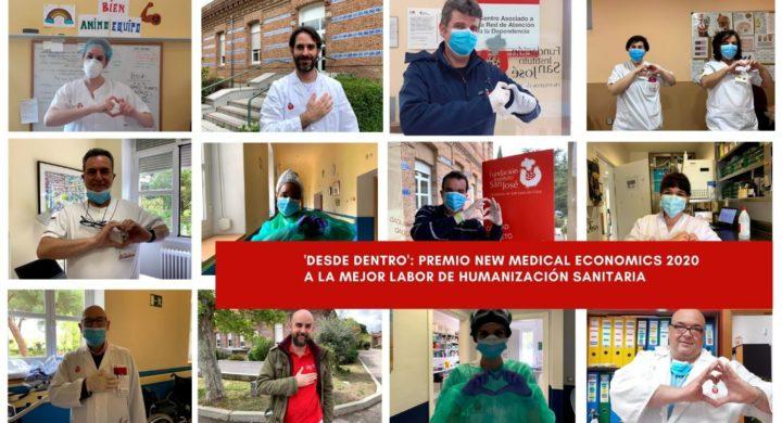 Premio de New Medical Economics para Desde Dentro