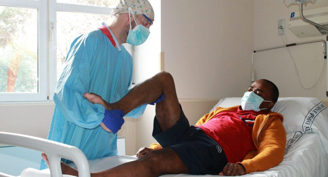 Fisioterapia en rehabilitación de Daño Cerebral