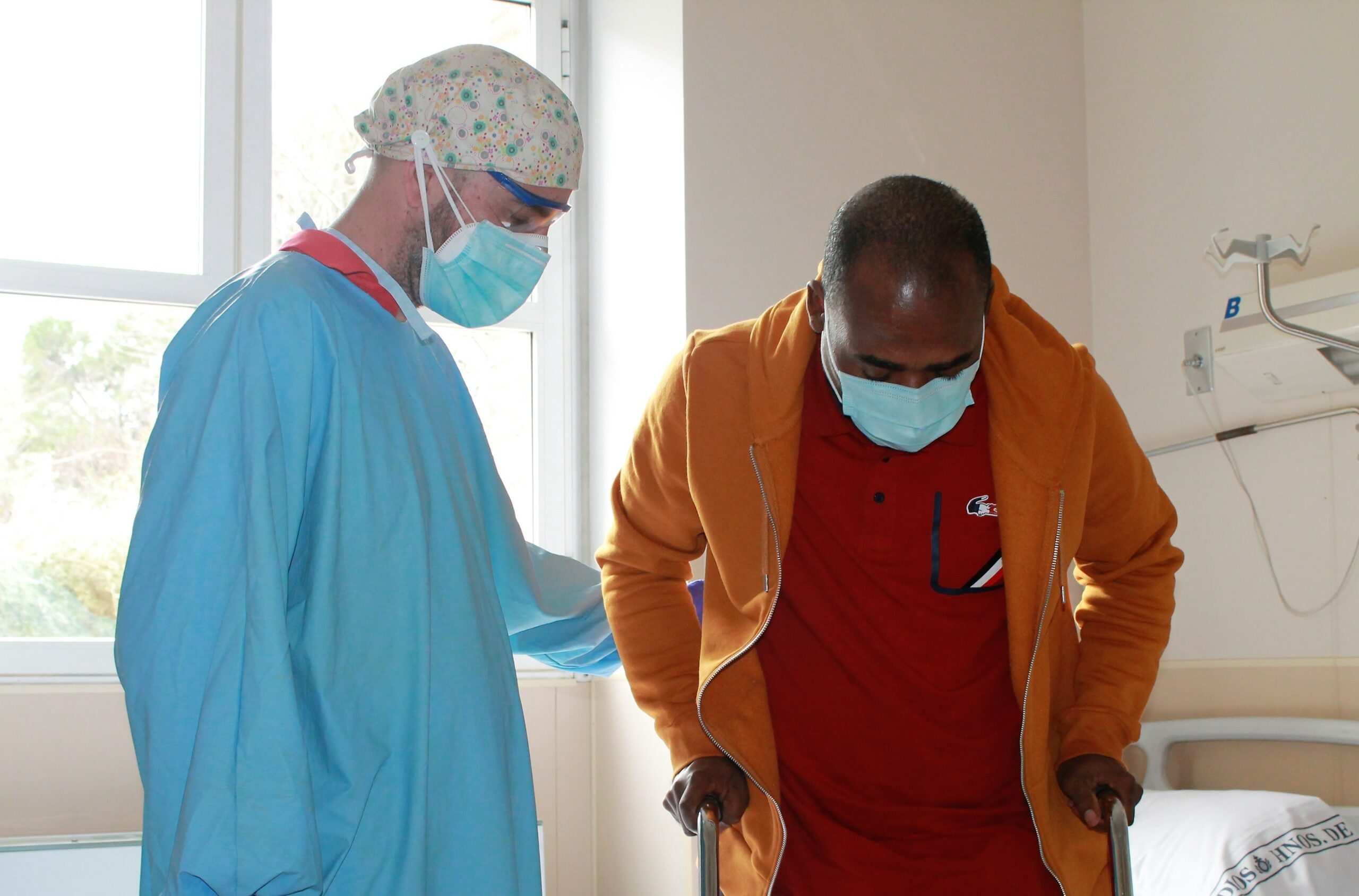 Cómo se ha adaptado las sesiones de fisioterapia en rehabilitación de DCA