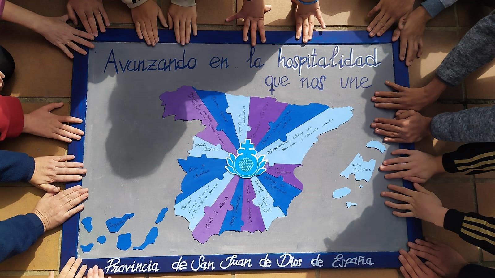 Colegio de Educación Especial en la unificación de SJD