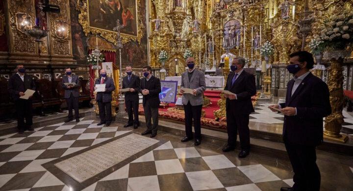 Nombramientos nueva Provincia de San Juan de Dios